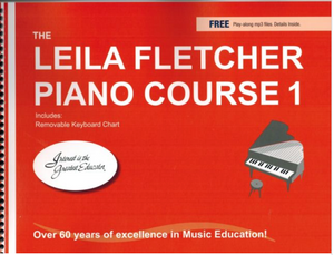 Leila Fletcher - Piano Course 1 - LF001
