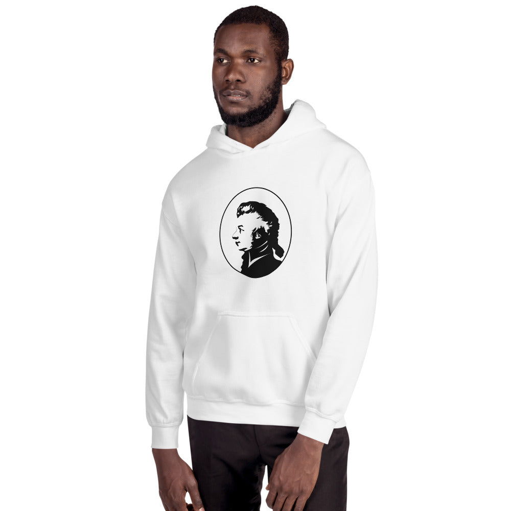 Amadeus: Black - Unisex Hooded Sweatshirt