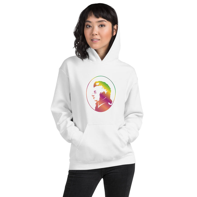 Amadeus: Multicolor - Unisex Hooded Sweatshirt