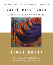 Load image into Gallery viewer, Westroast Caffè dell'Isola 454g.