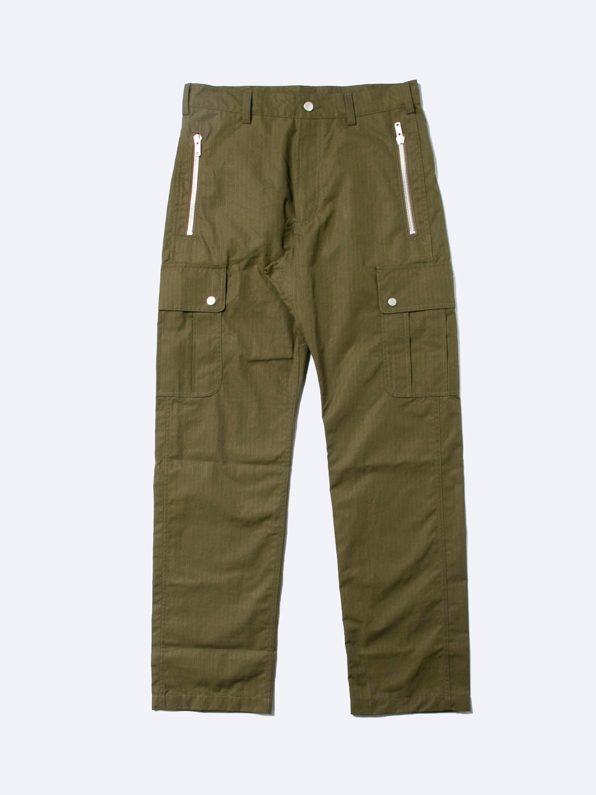 Olive Jungle Pants 1