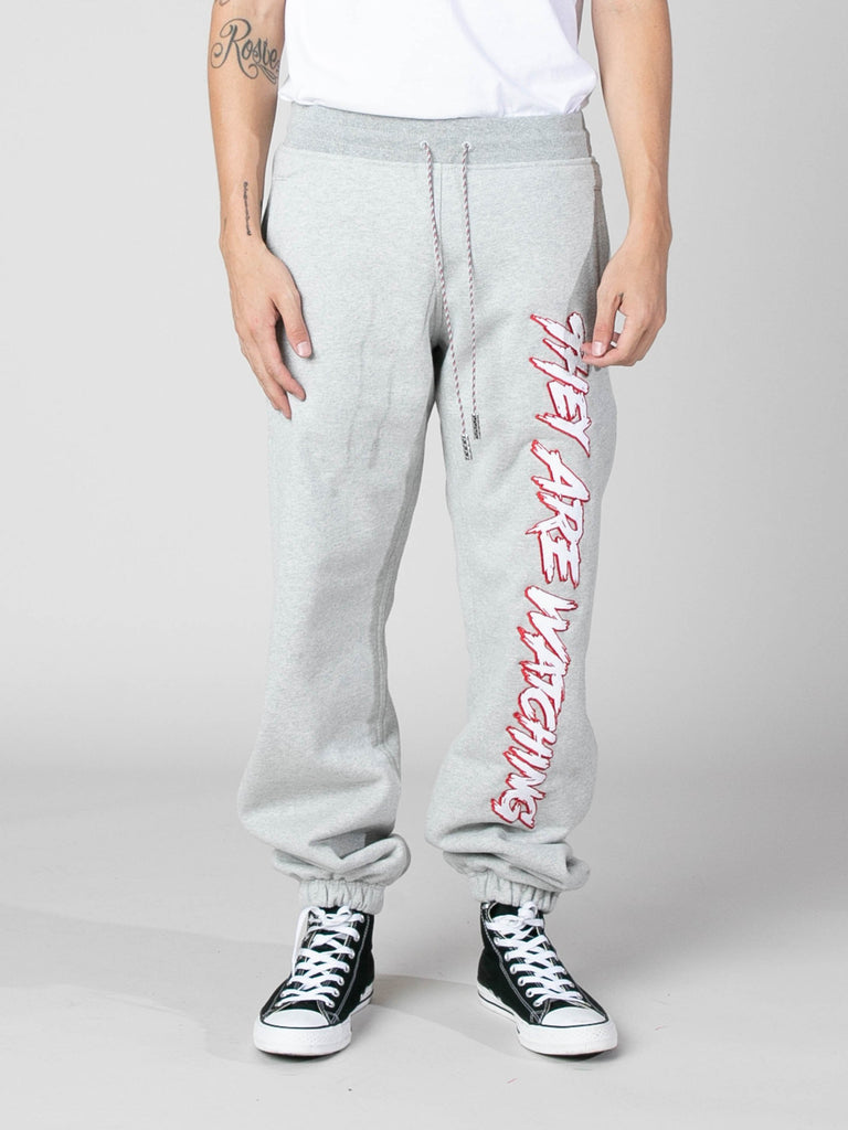 Grey They Are Watching Sweatpants 213570395766861