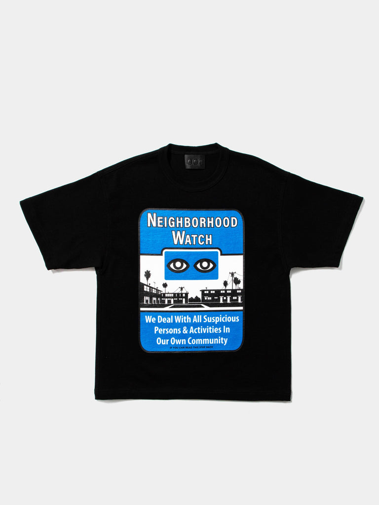 Neighborhood Watch S/S Visitation Tee