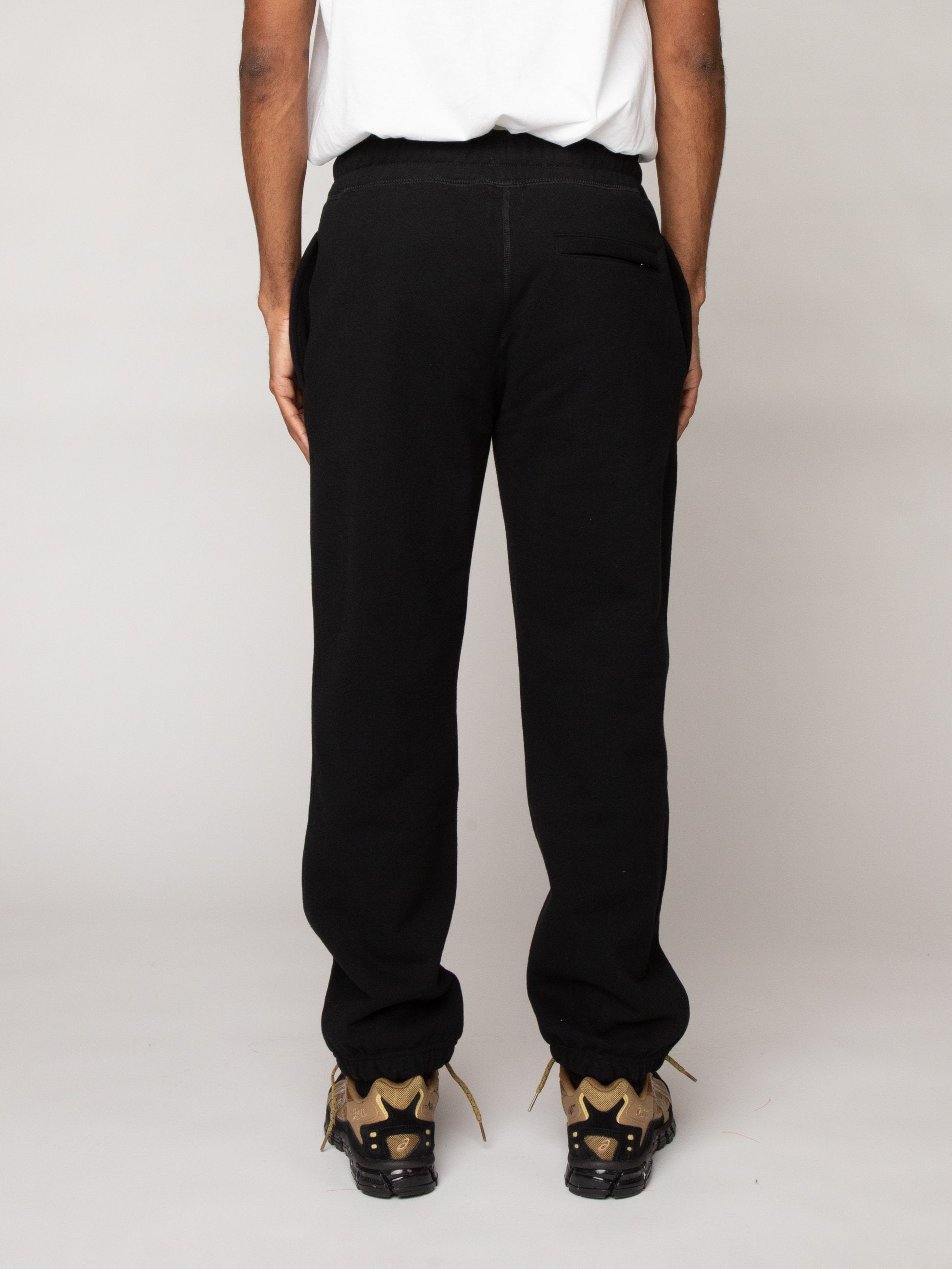 Black Cheetah Sweatpants 5