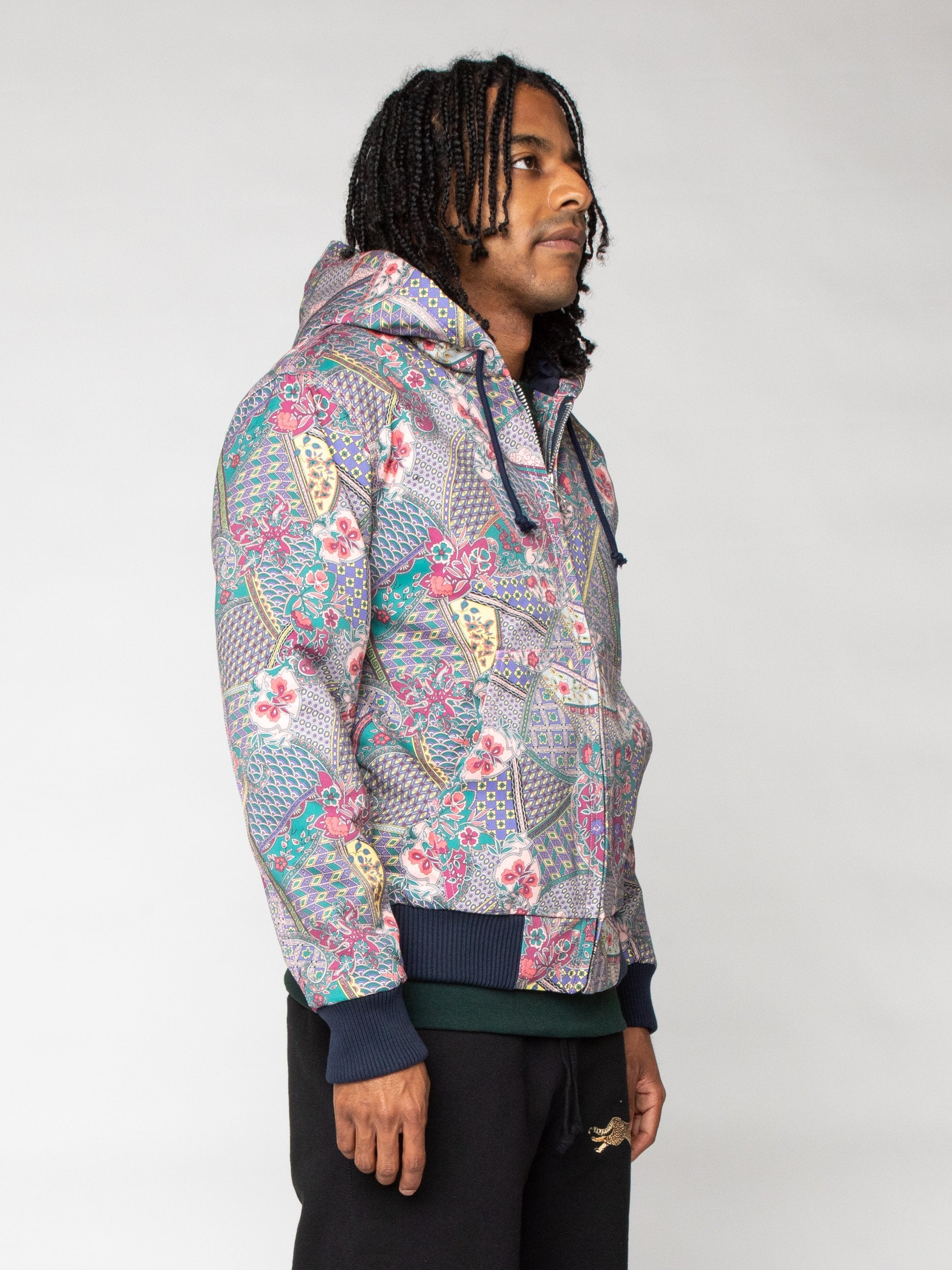 Paisley Work Jacket