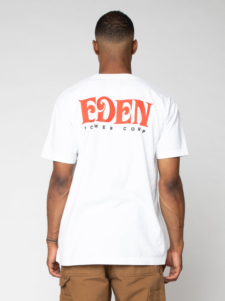 White Eden Recycled T-shirt 616232913502285