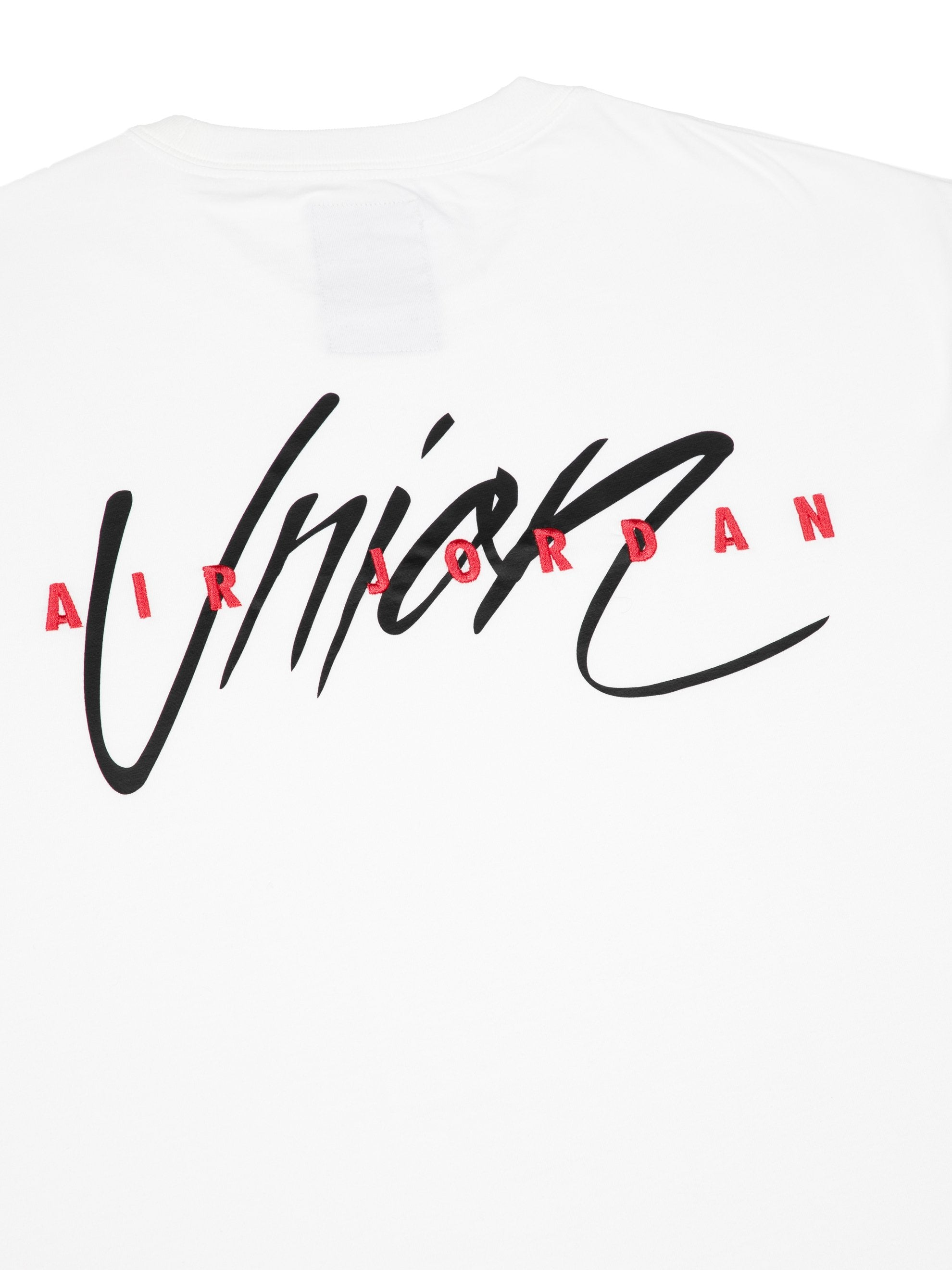 White Reverse Dunk T-Shirt 3