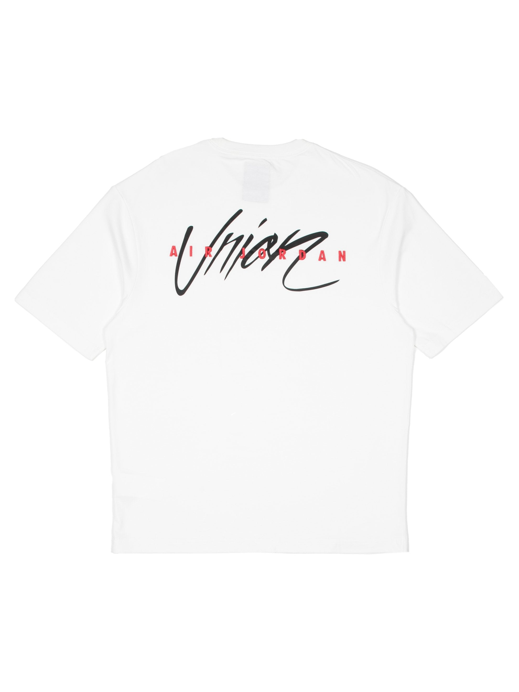 White Reverse Dunk T-Shirt 4