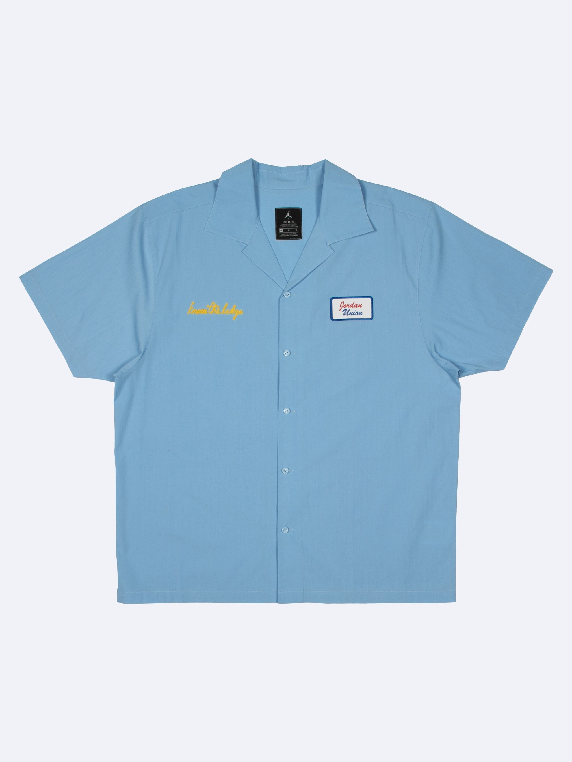 PSYCHIC BLUE Mechanic Shirt 1