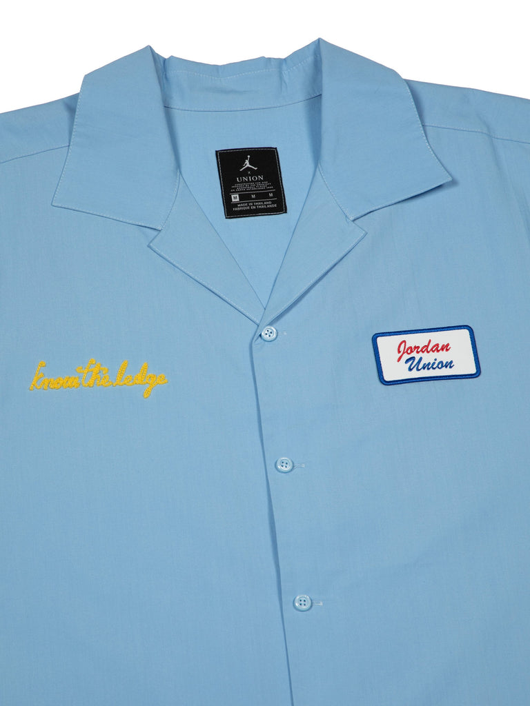 PSYCHIC BLUE Mechanic Shirt 216246544105549