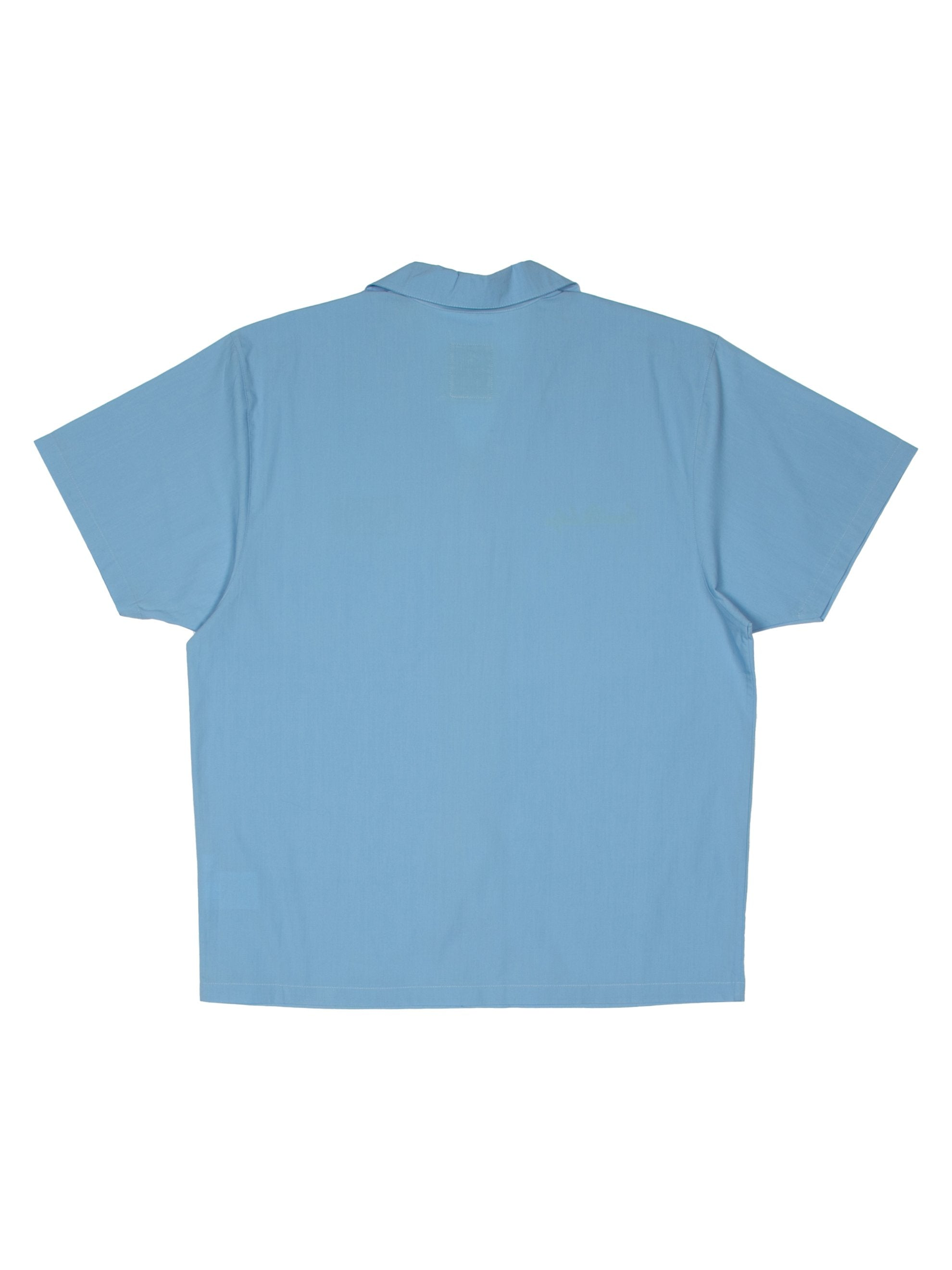 PSYCHIC BLUE Mechanic Shirt 3