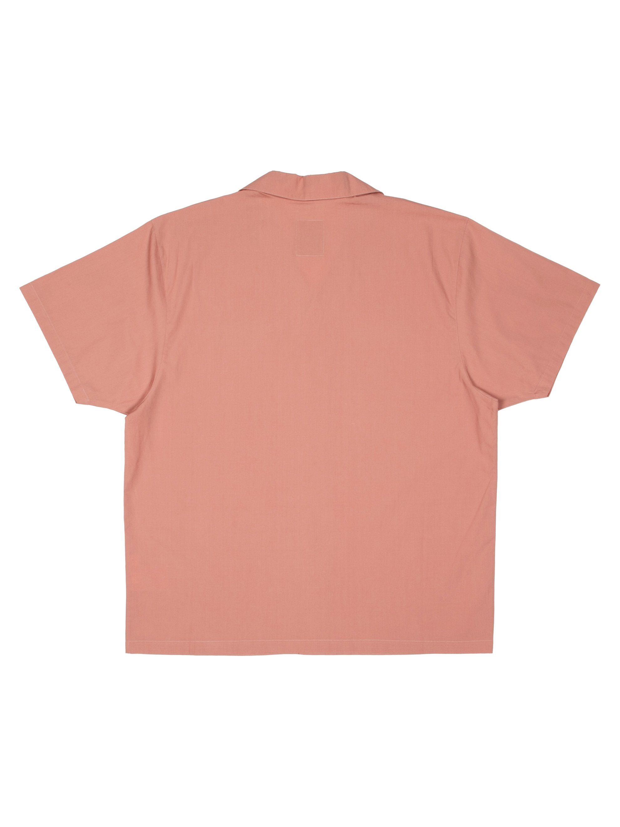 Rustic Pink Mechanic Shirt 3