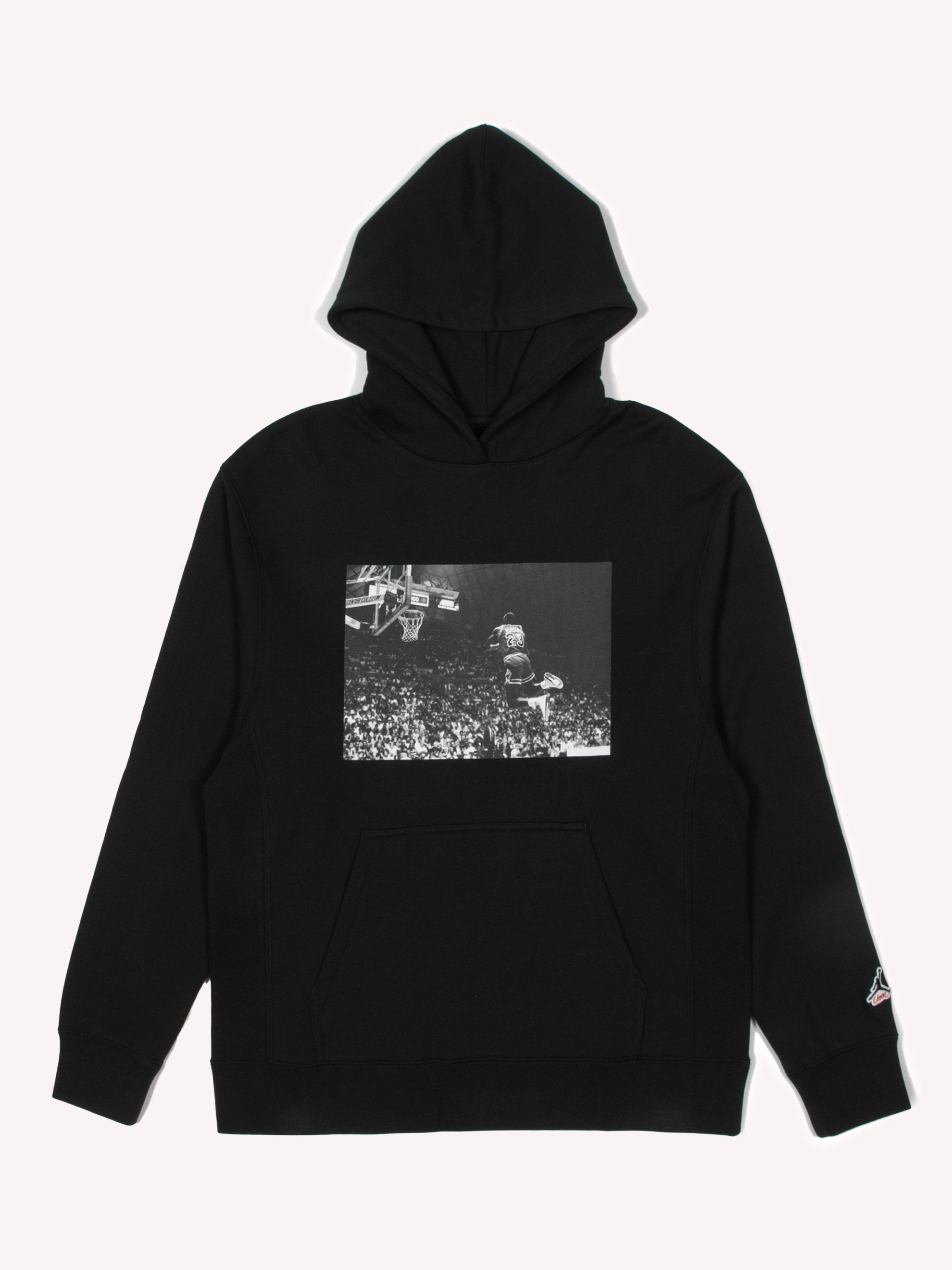 Black Flying High Hoodie 1