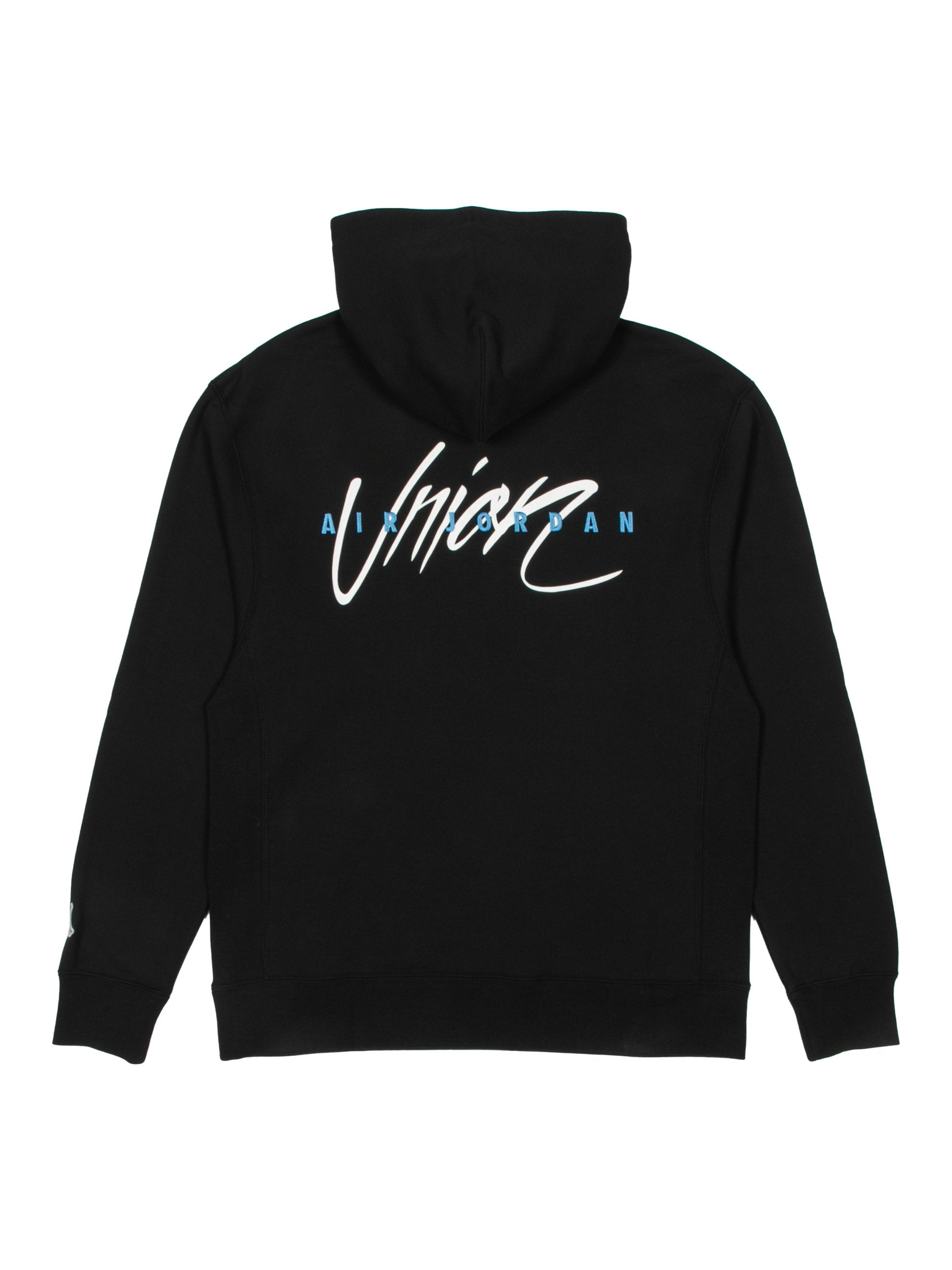 Black Flying High Hoodie 5