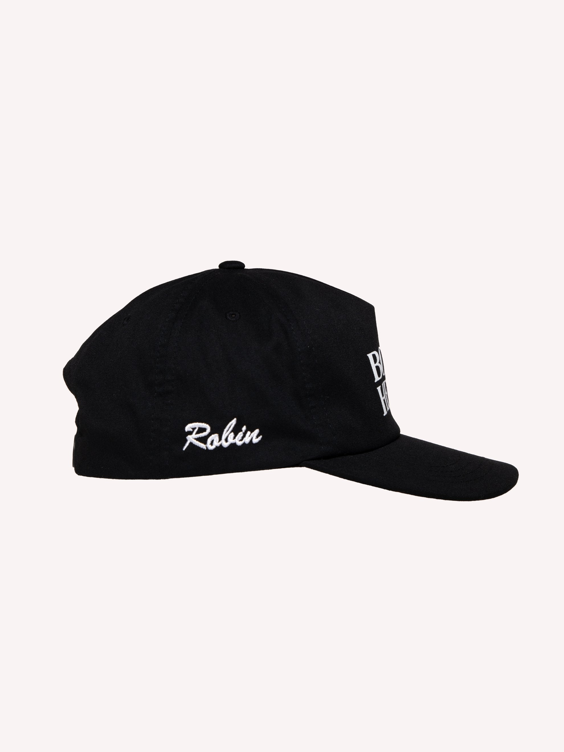 Black Body Heat / Robin Cap 2