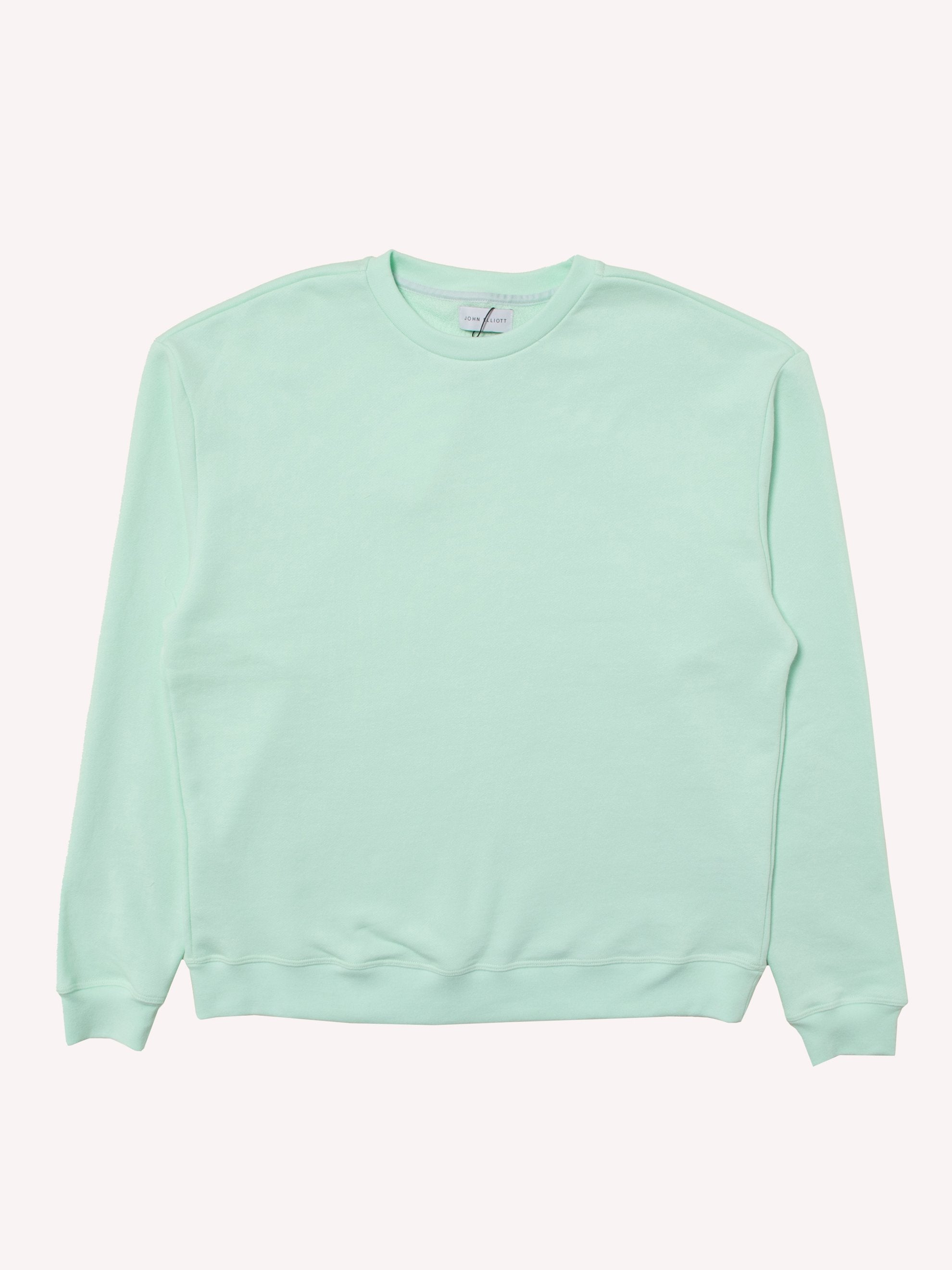 Mint Oversized Crewneck Pullover 1