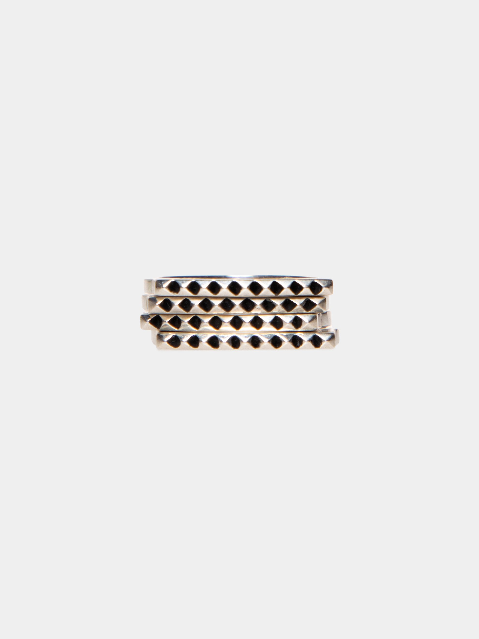 Silver .925 Stackable Ring 1