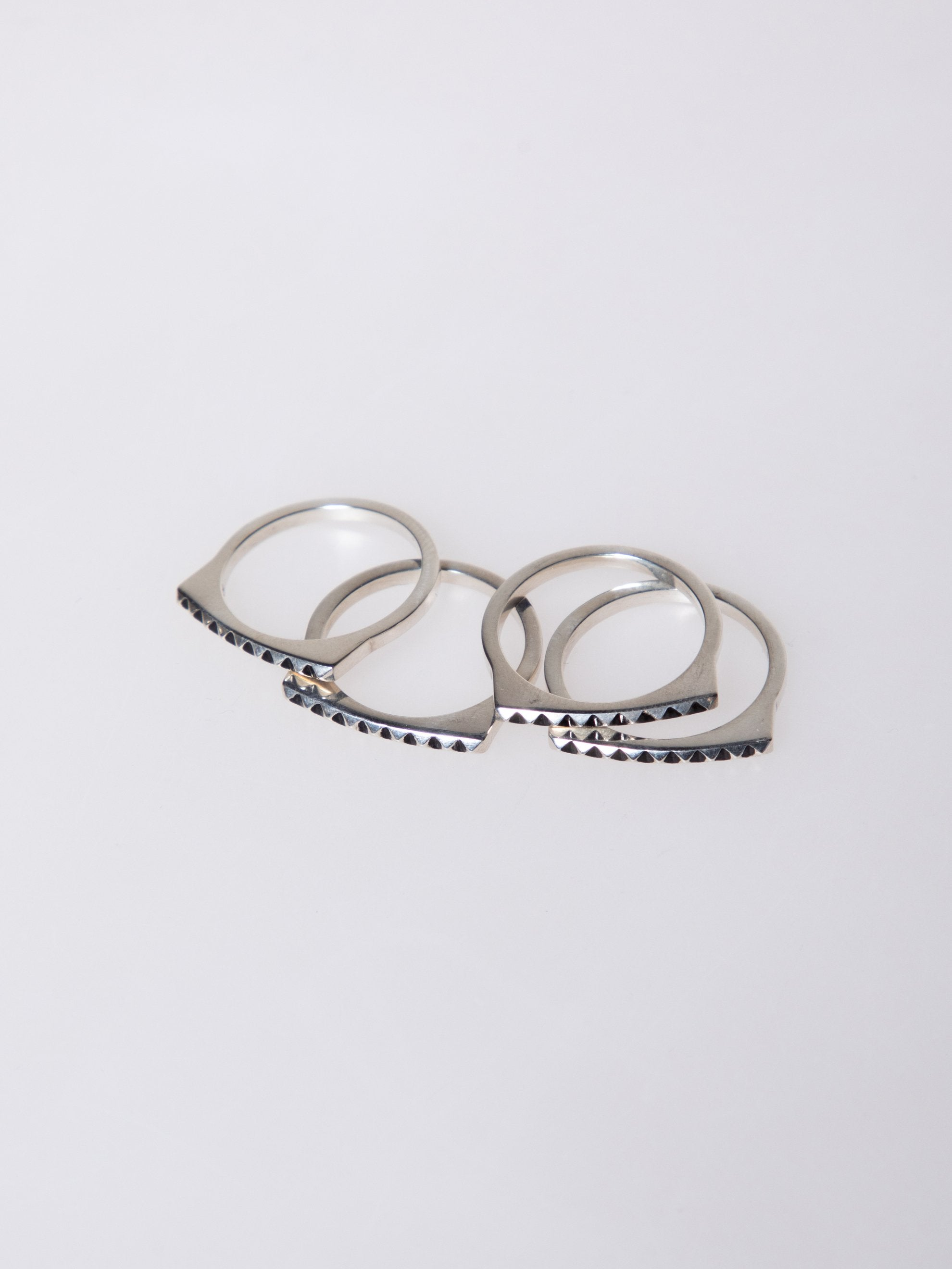 Silver .925 Stackable Ring 2