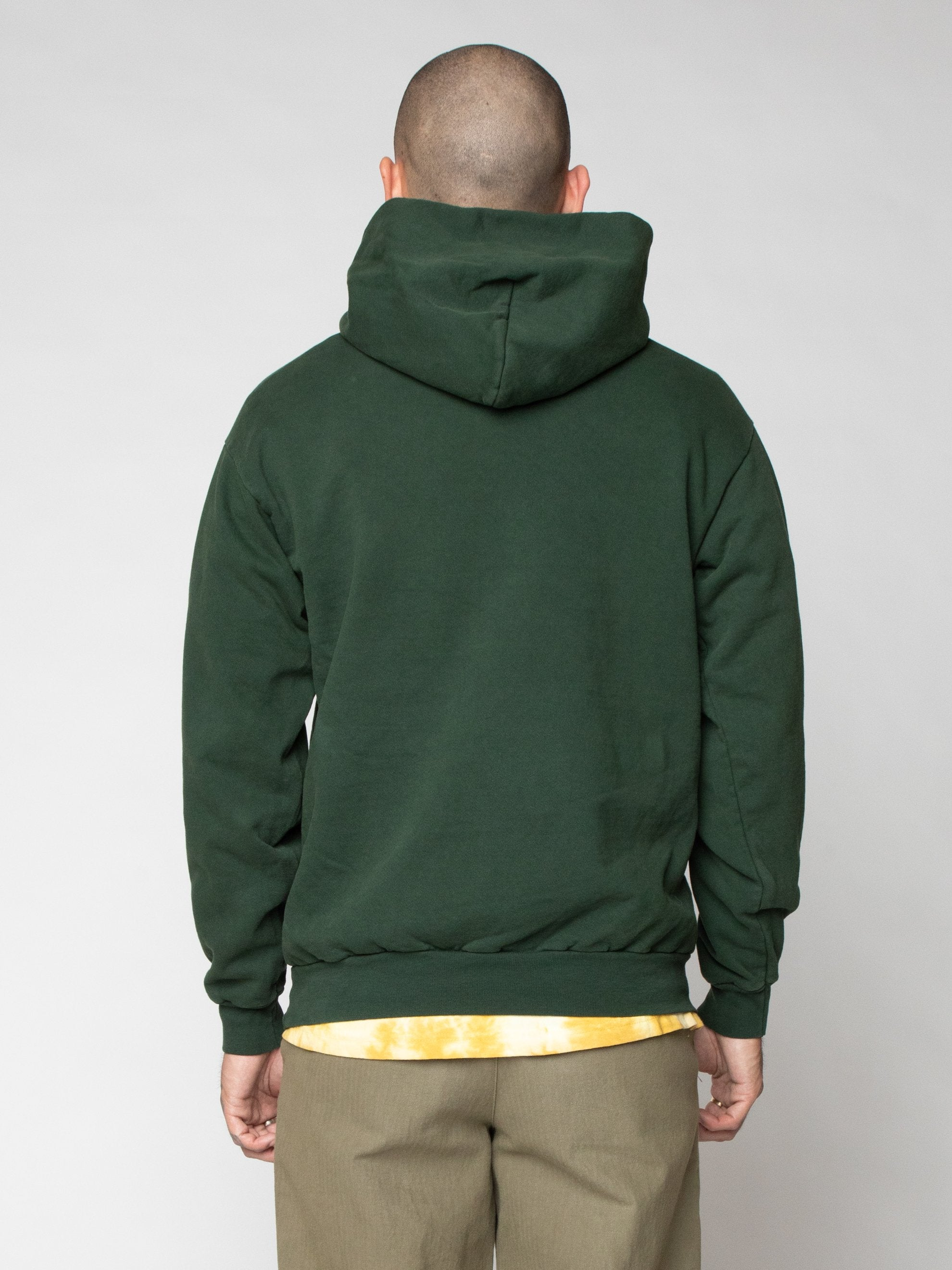 Green The Sweet Sound of Death Hoodie 6