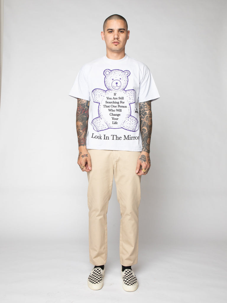 Purple Look In The Mirror Tee 316259595305037