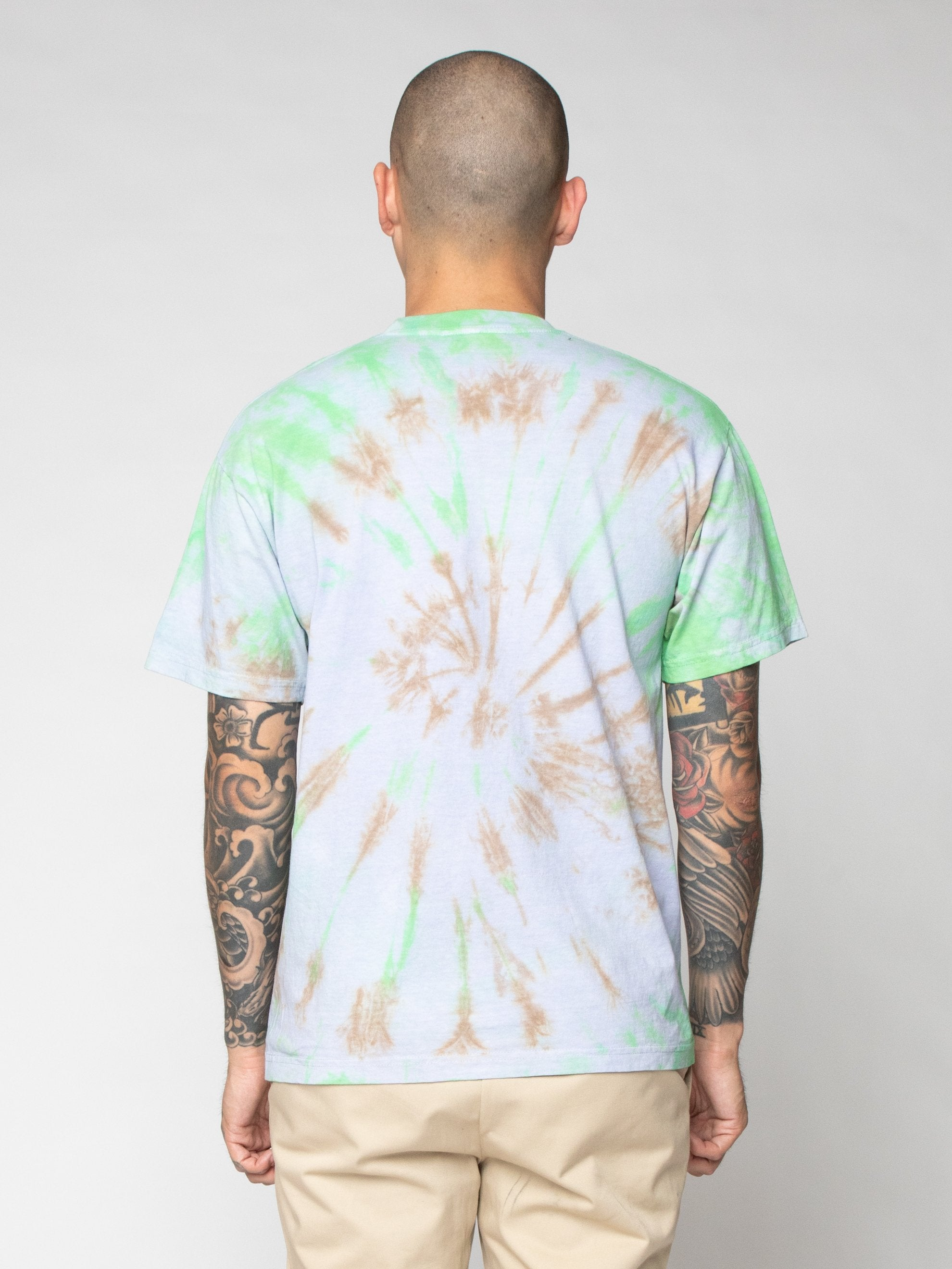 Tie Dye Barn Connection Tee 6