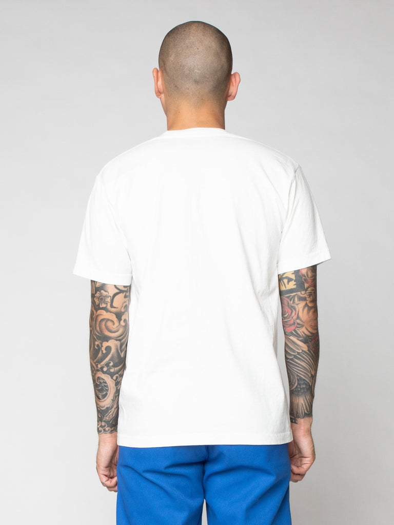 White Be Outstanding In Your Field Tee 616259613196365