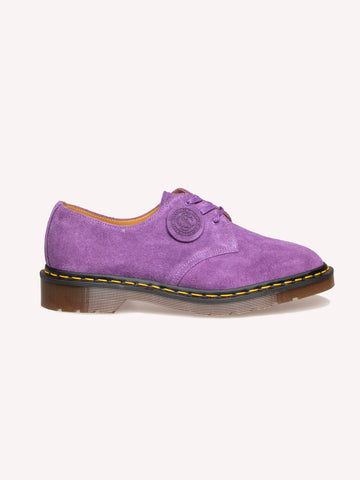 Purple Desert Oasis Suede Shoes