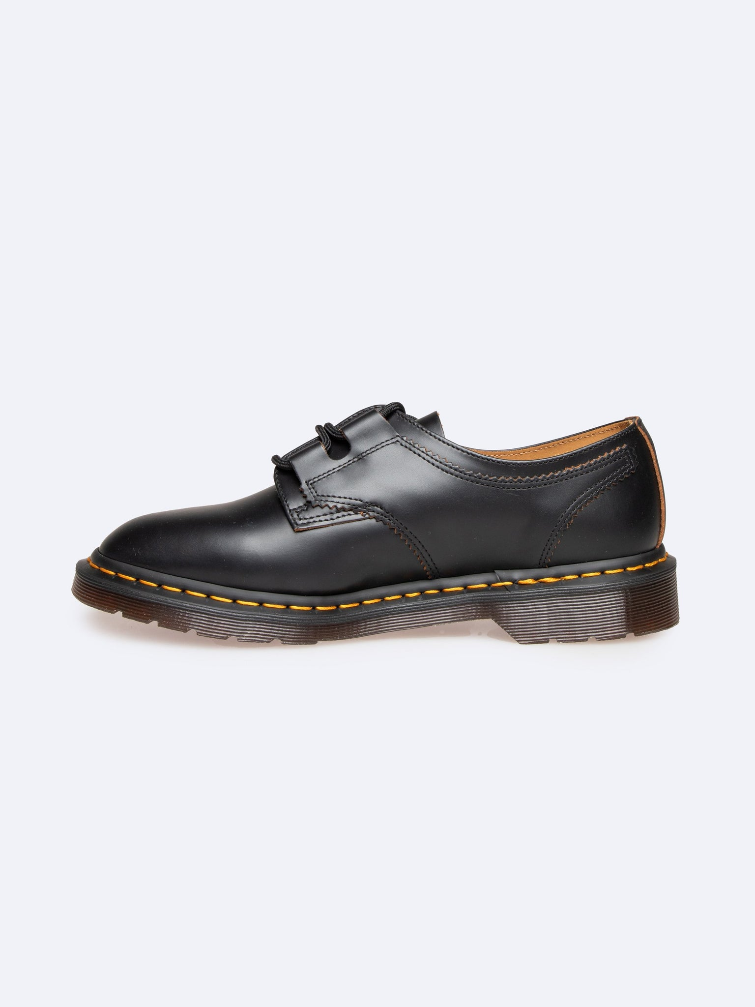 ghillie-black-vintage-smooth-shoes