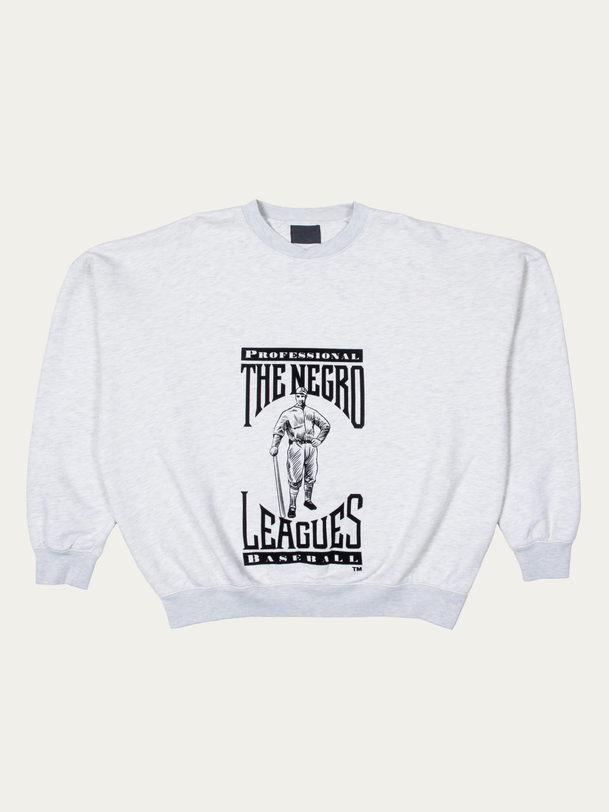 Cream Heather Negro League Sweatshirt 1