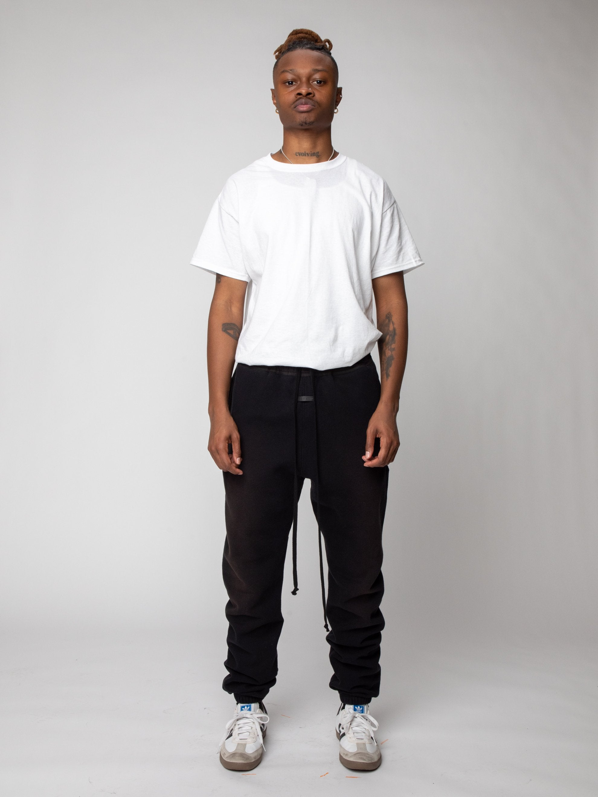 Vintage Black The Vintage Sweatpant 3
