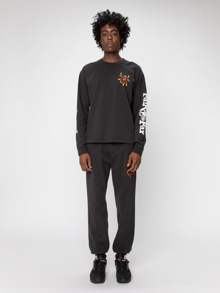 Black Fairfax Heavyweight L/S Shirt 316306719260749