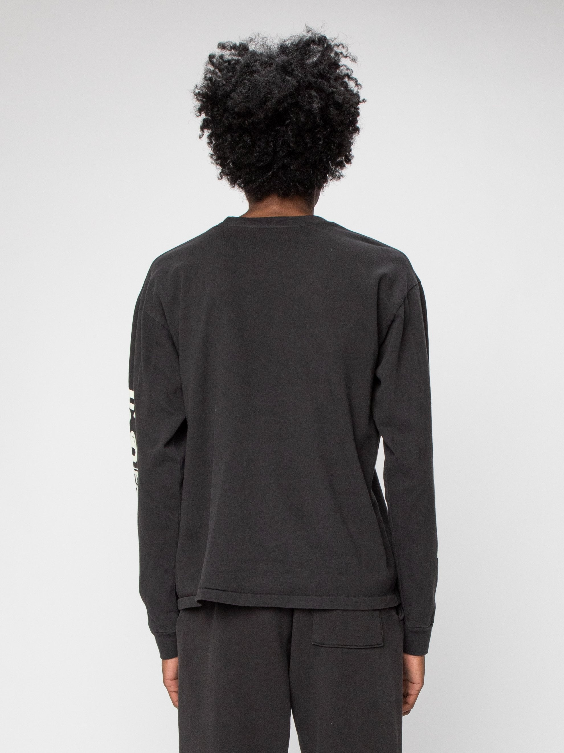 Black Fairfax Heavyweight L/S Shirt 6