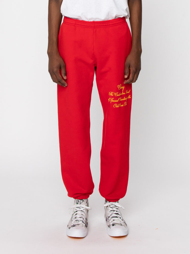 Red Odd Ones Out Sweatpants 216306723389517