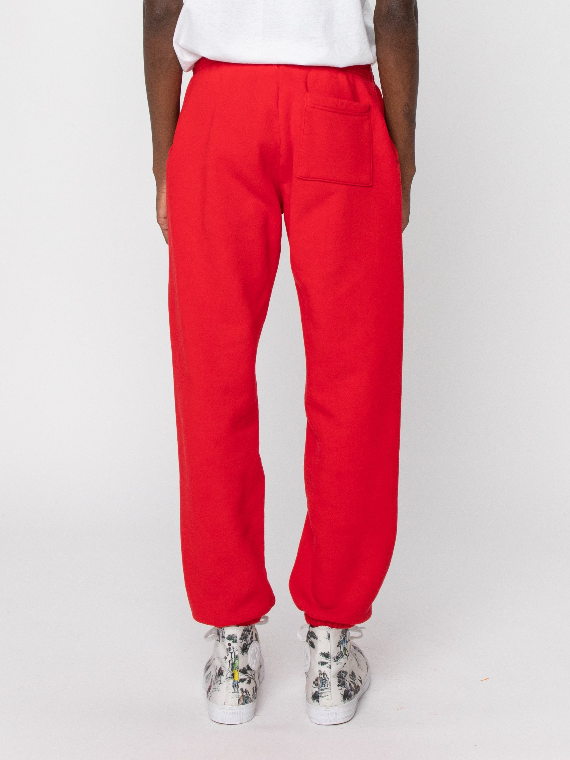 Red Odd Ones Out Sweatpants 5