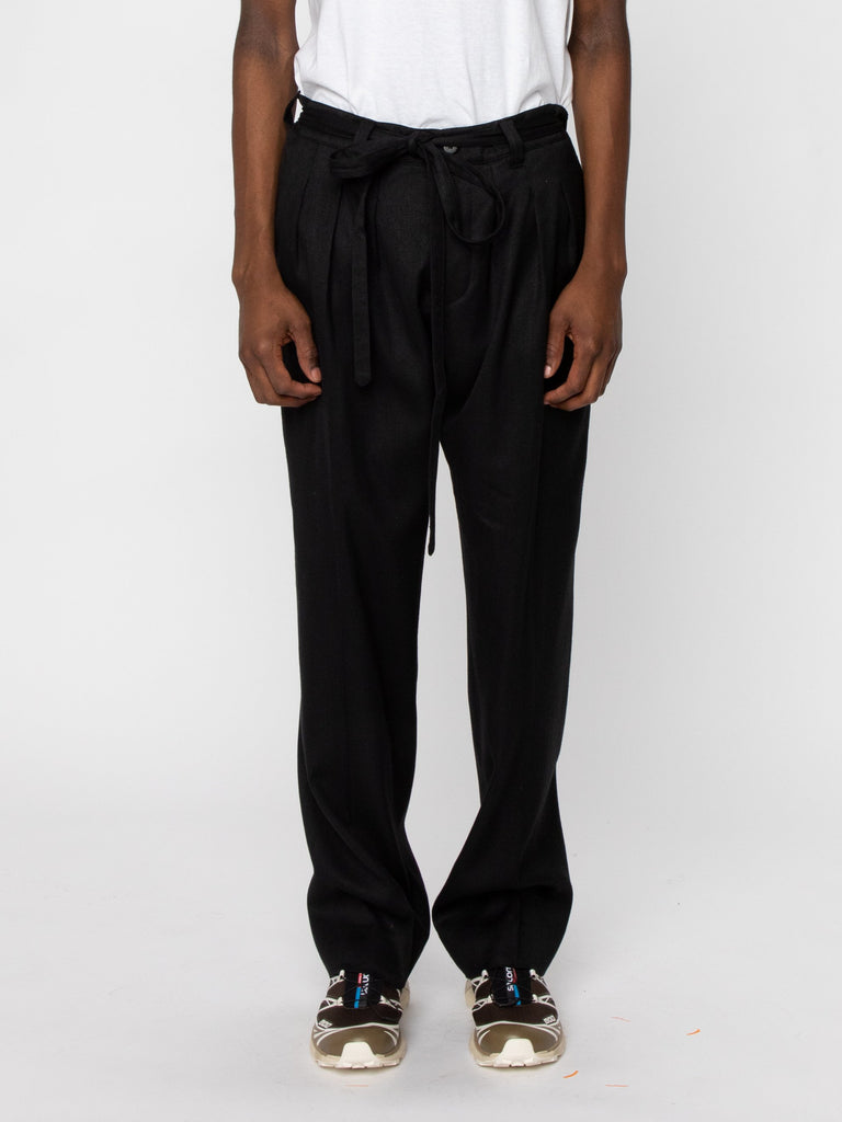 Black Hakama Pants 216306644353101