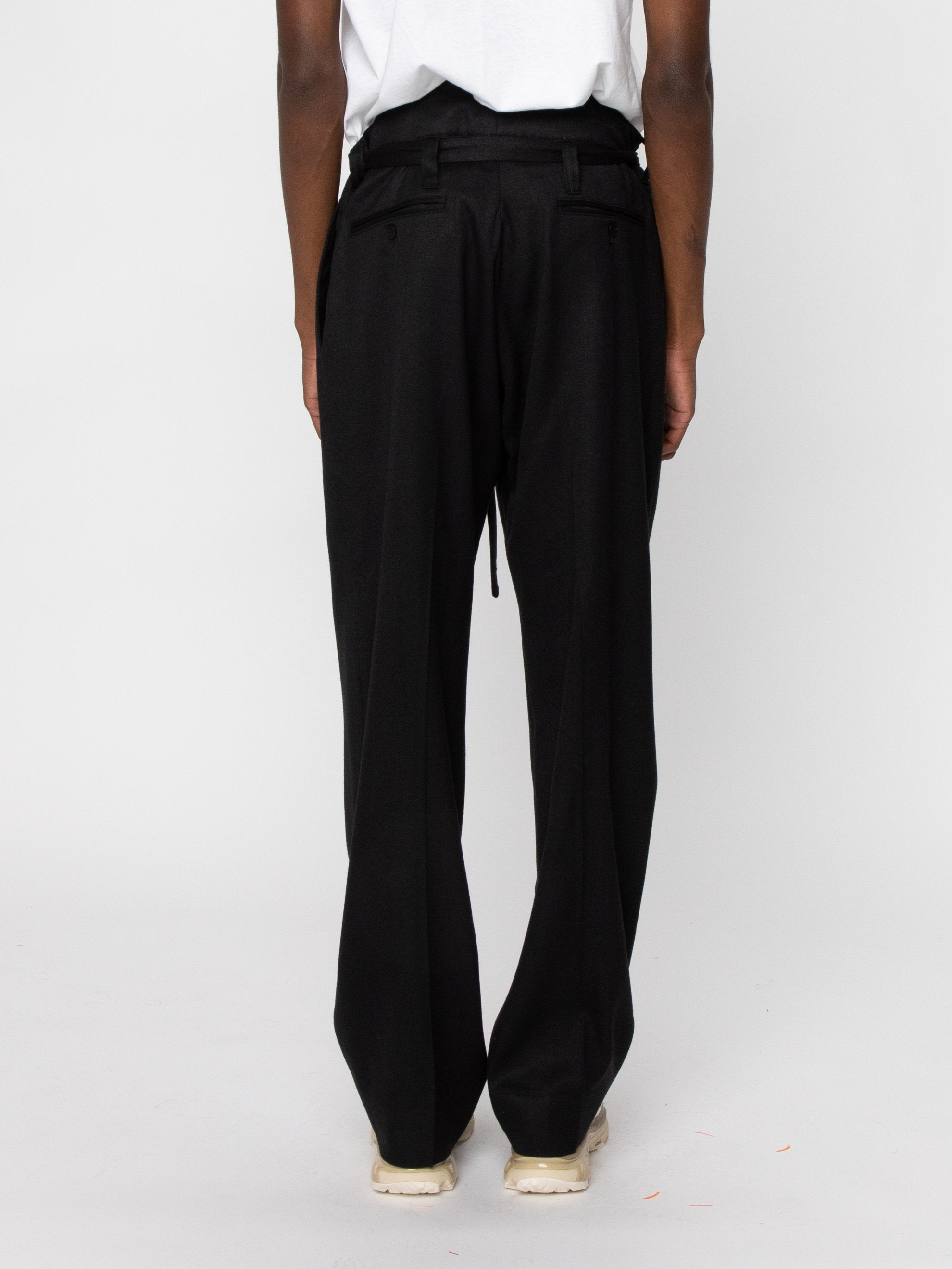 Black Hakama Pants 5