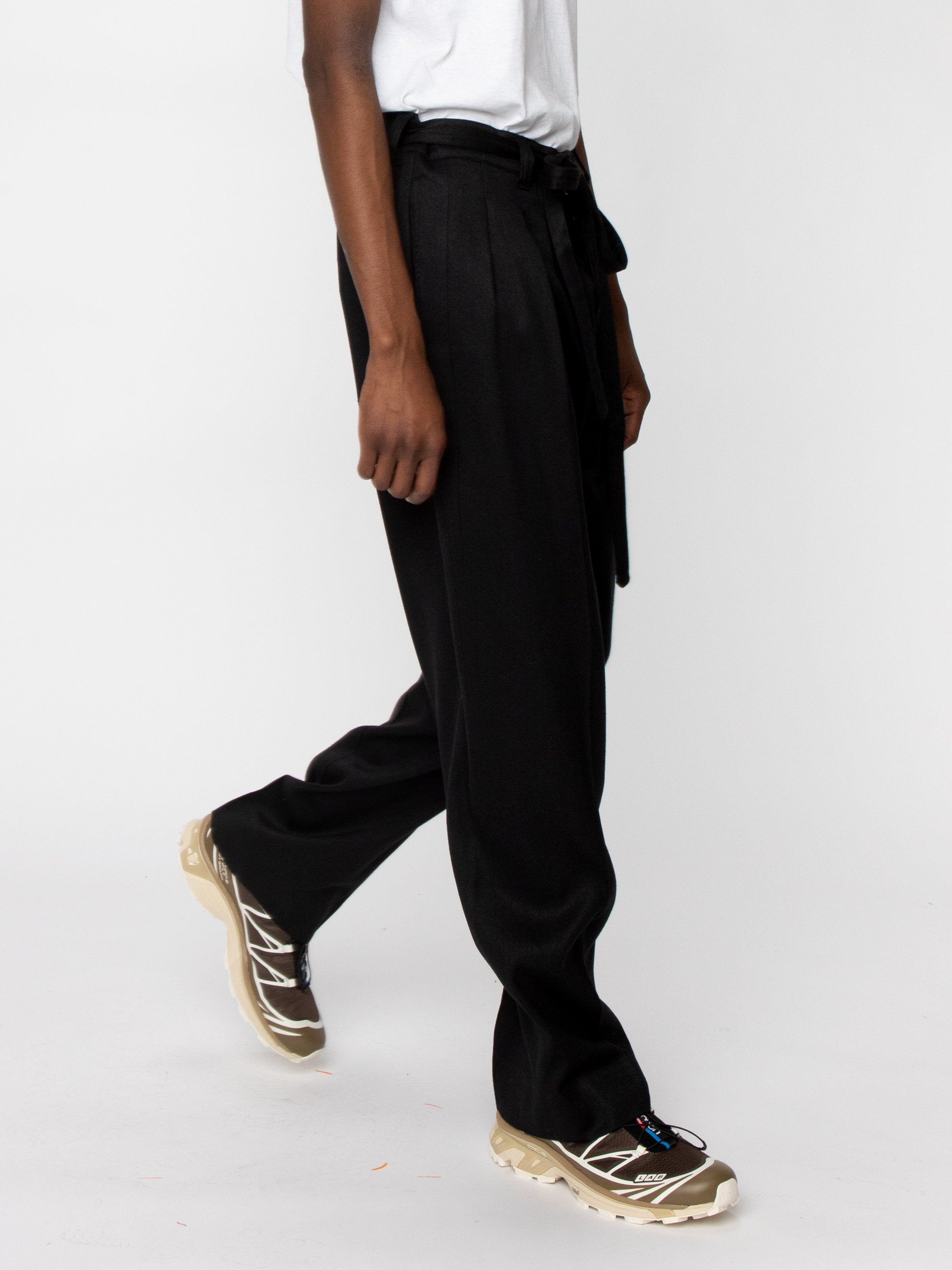 Black Hakama Pants 6