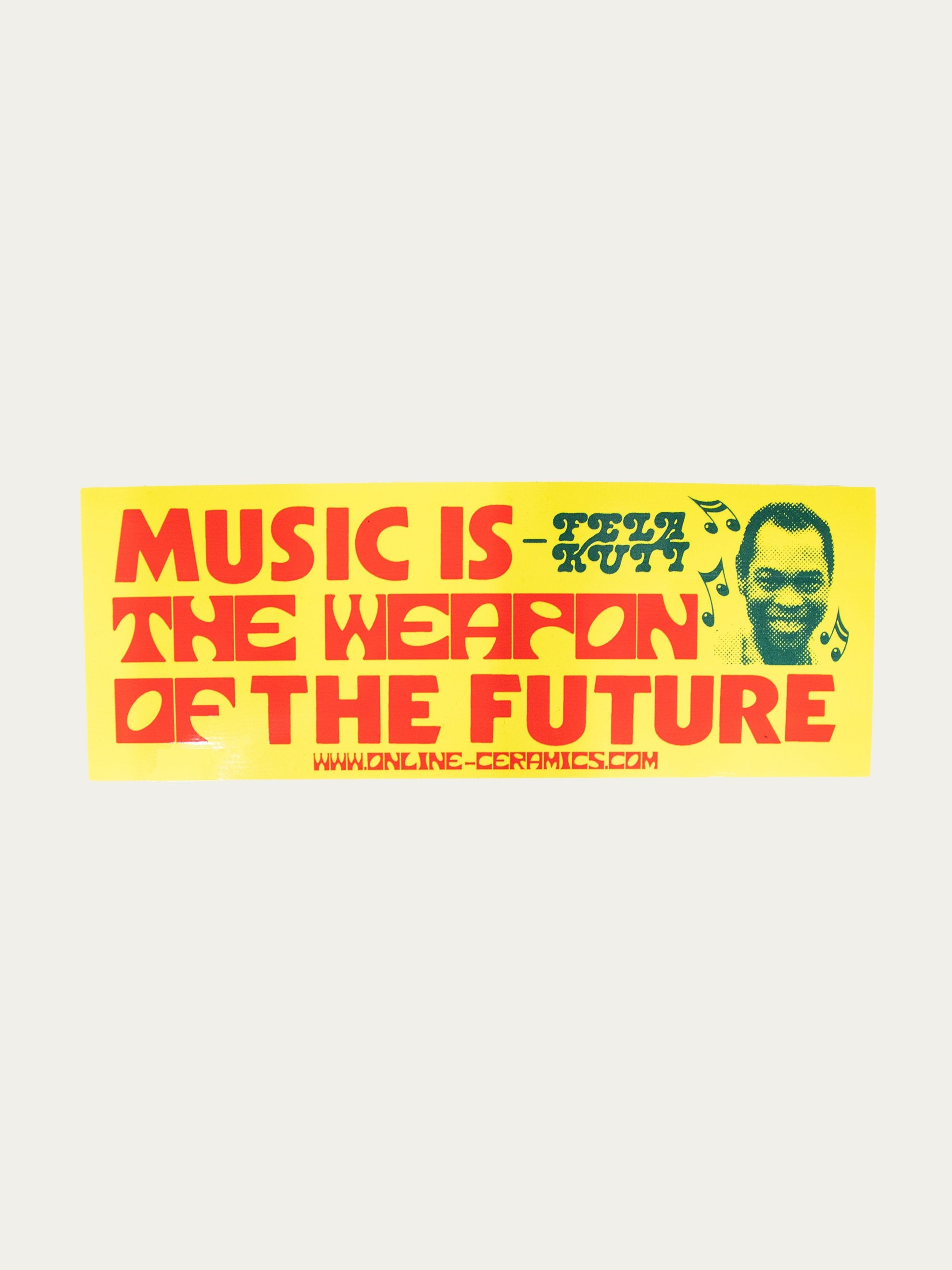 Fela Sticker