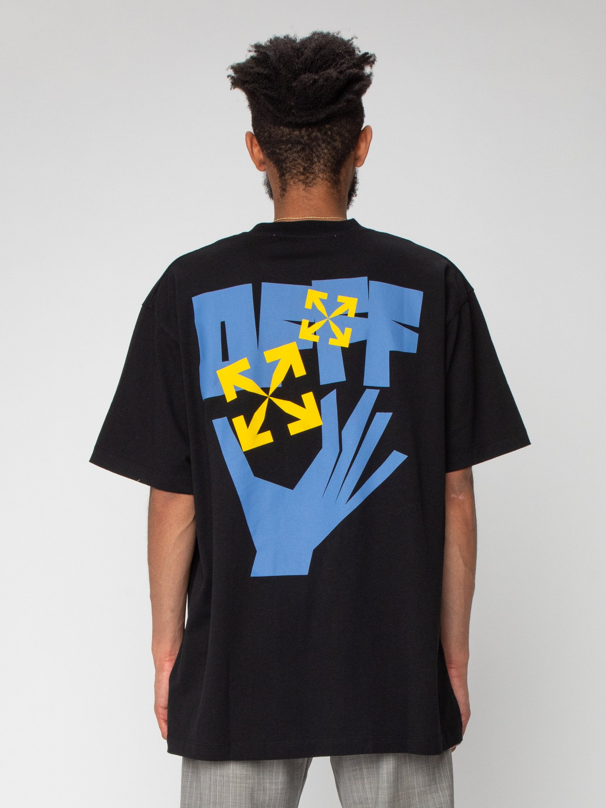 Hands Arrows S/S Tee