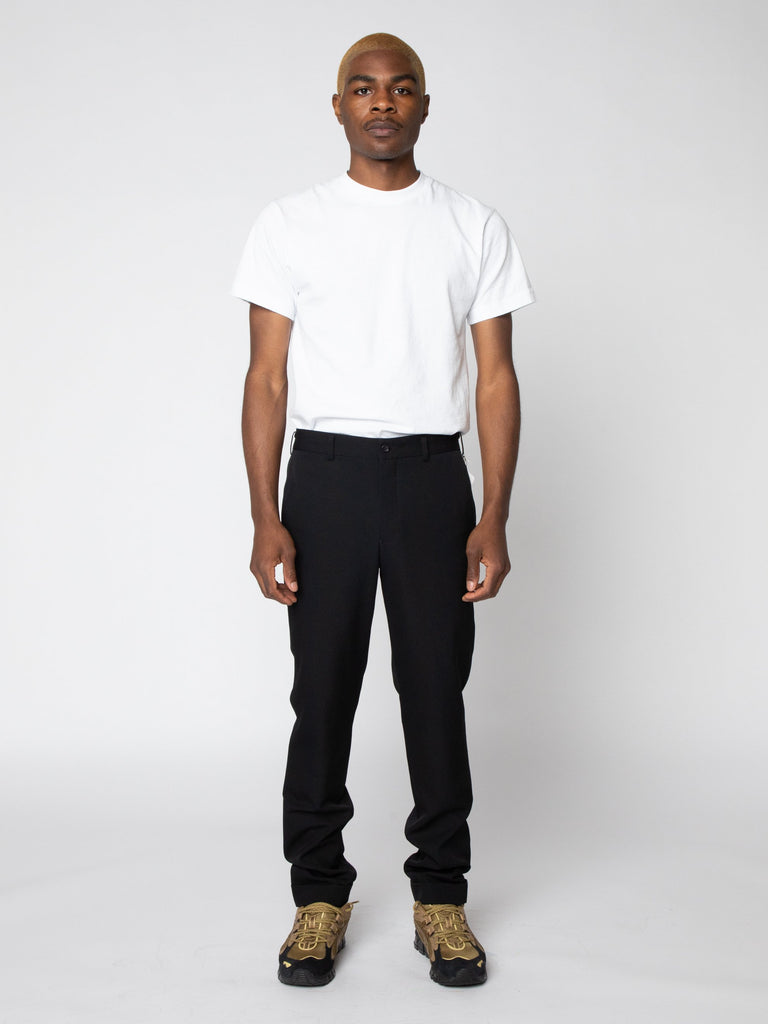 Wool Trouser With Cuff27962938753101