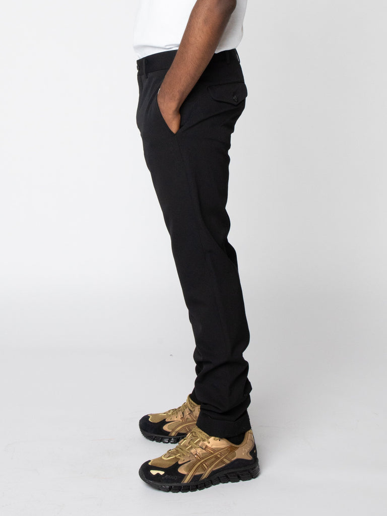 Wool Trouser With Cuff27962939015245