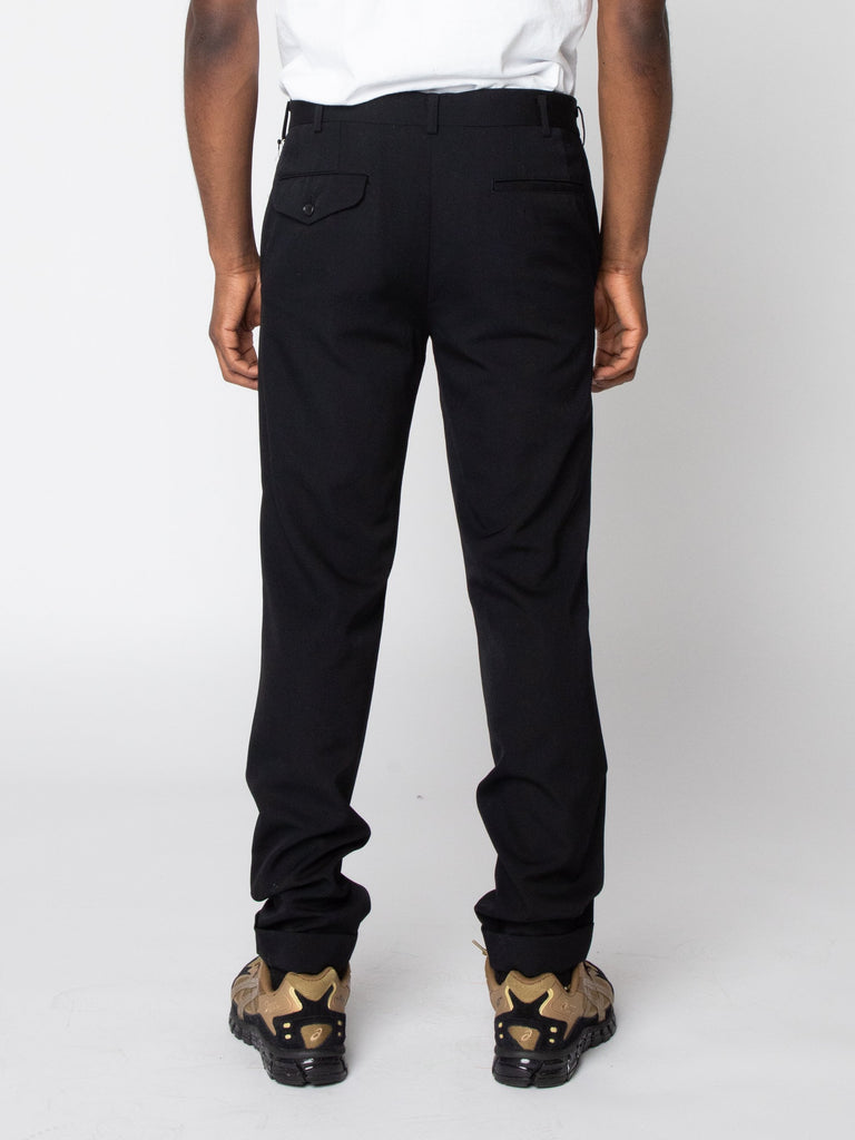 Wool Trouser With Cuff27962939277389