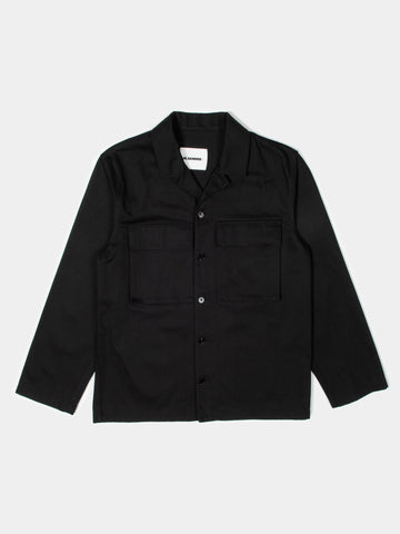 Shirt 02 Workwear - Raw Cotton Herringbone