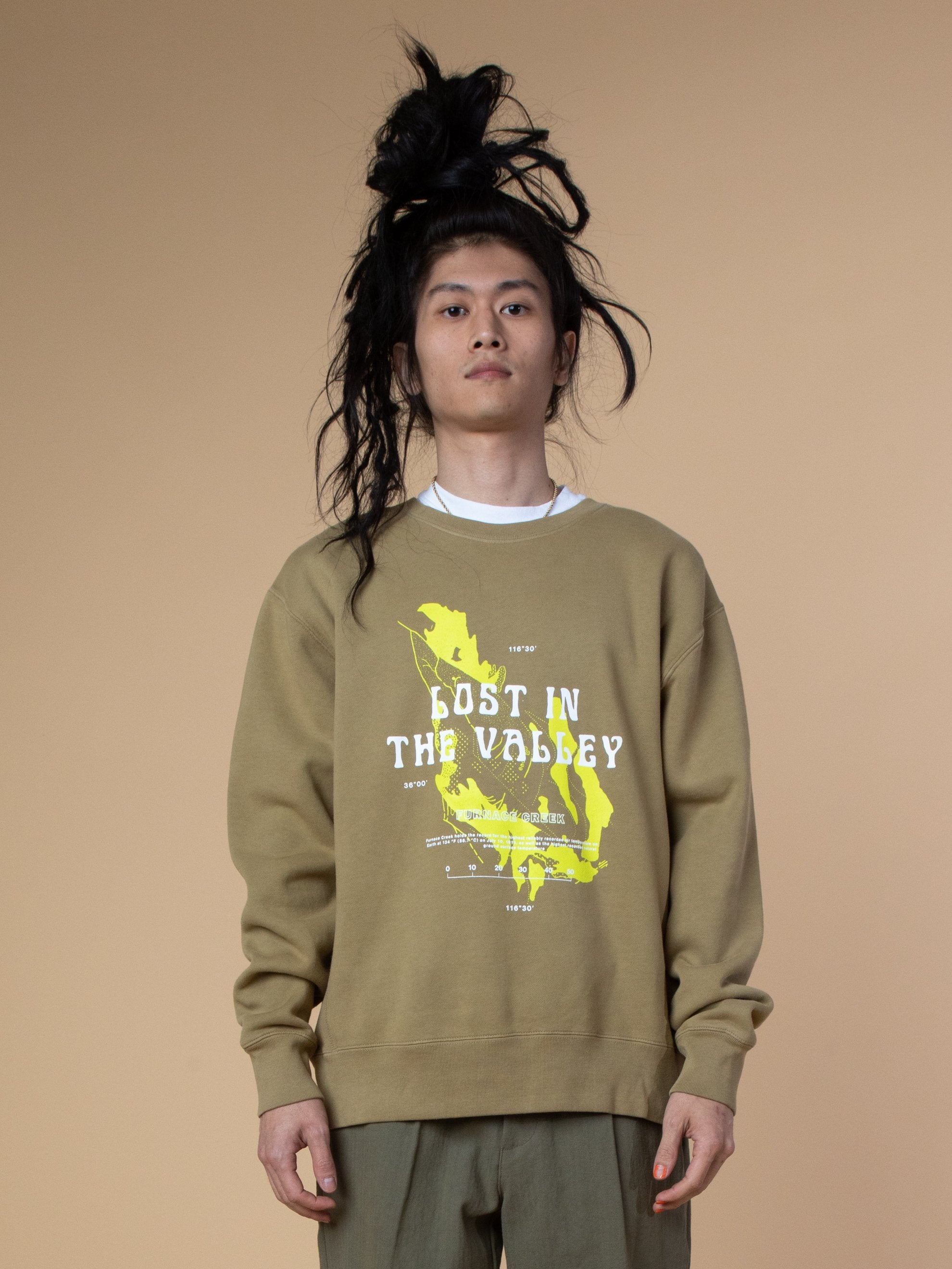 Furnace Creek Crewneck