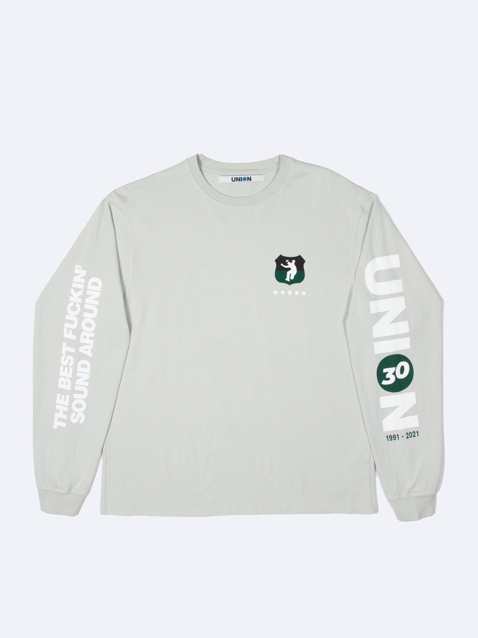 Sounds Clash L/S Tee