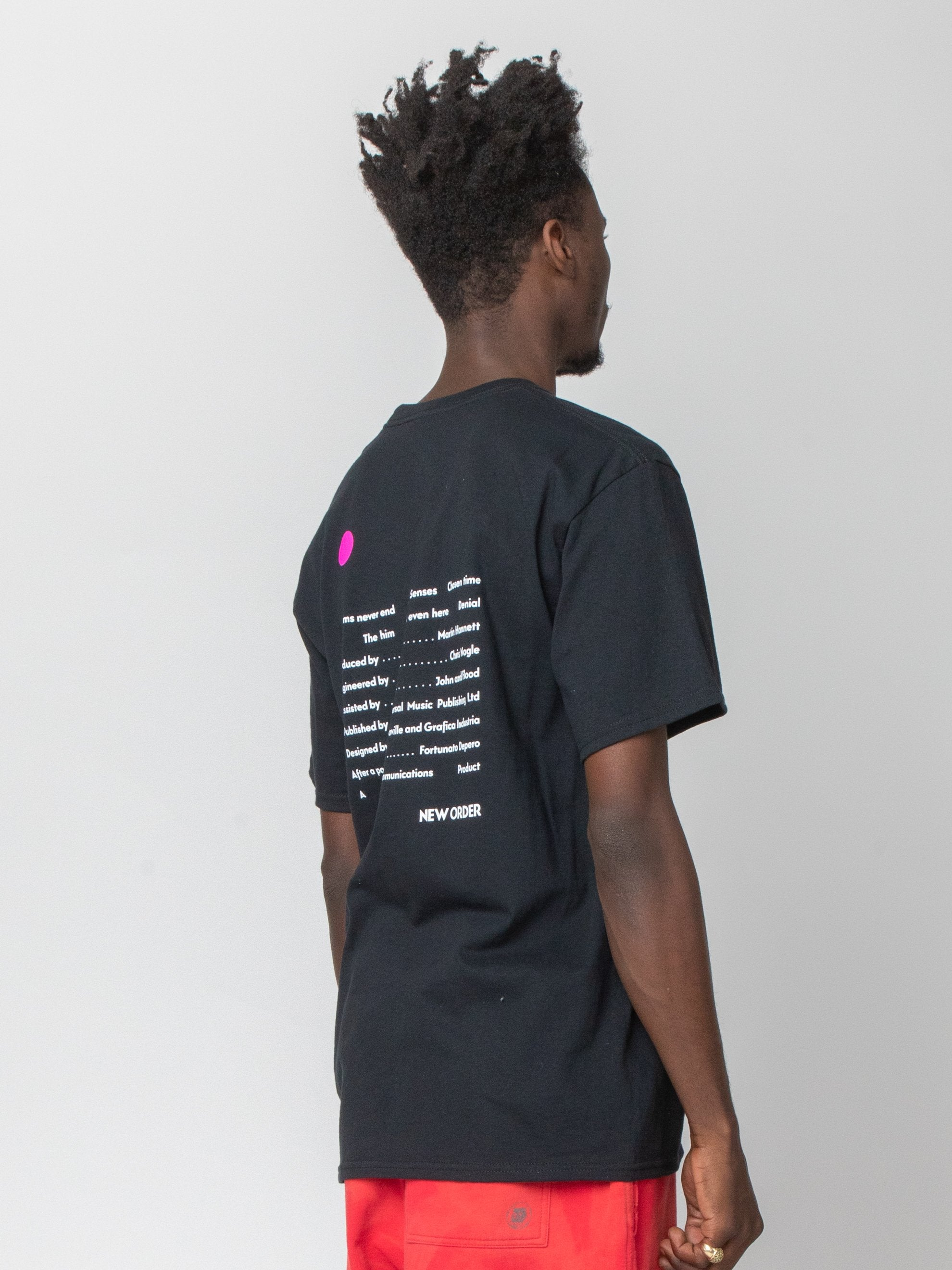 New Order Truth Denial Tee