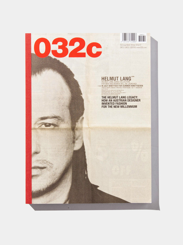 Yeezy Issue #31 - Winter 2016/2017 Helmut Lang (Yeezy) 218758535433