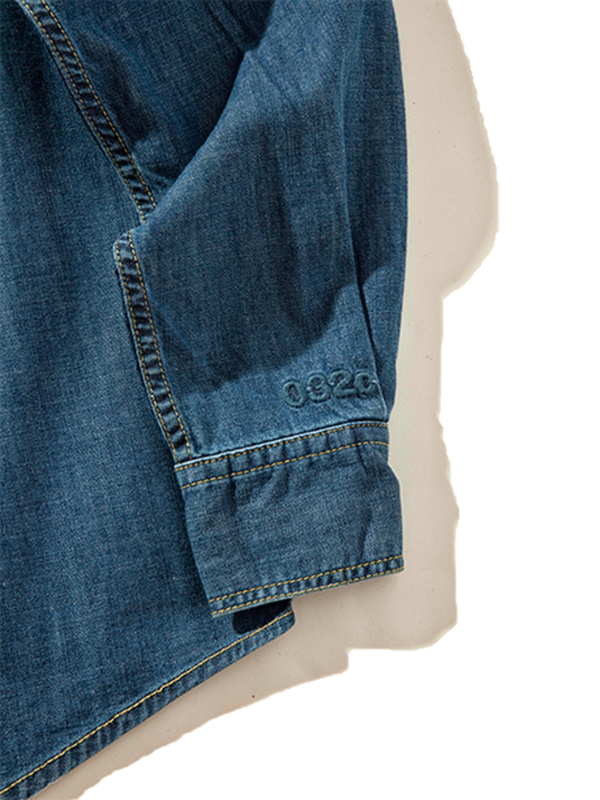XL Smoker's Collection Jean Shirt 7