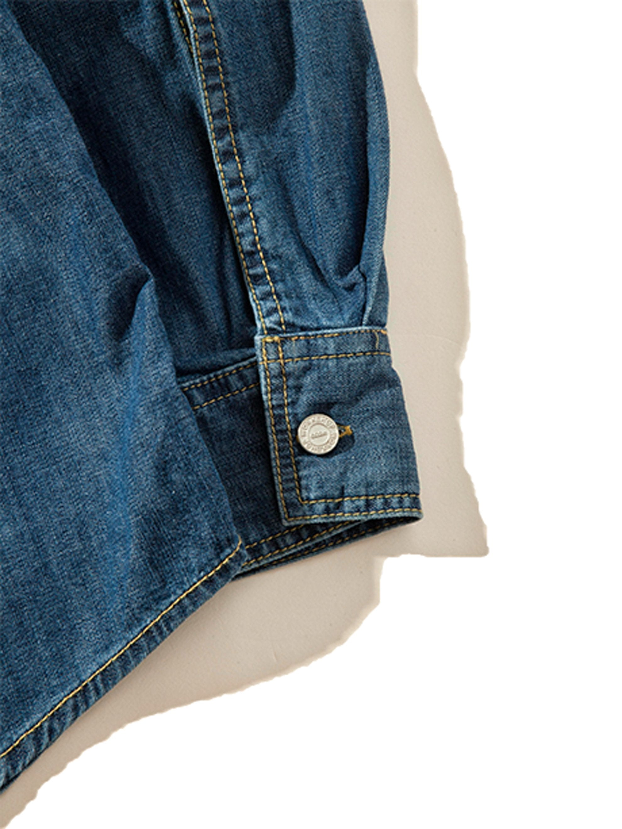 XL Smoker's Collection Jean Shirt 8