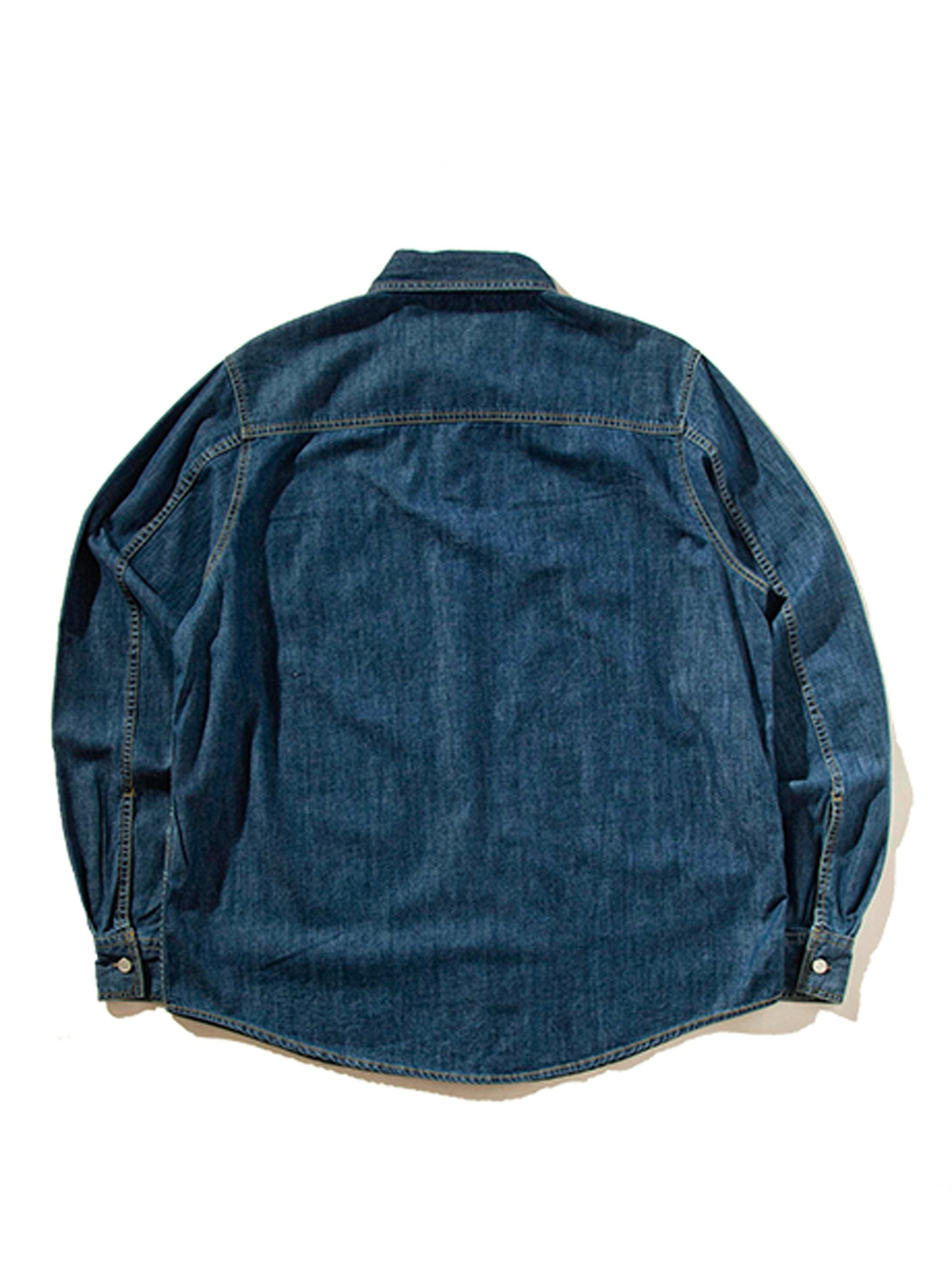 XL Smoker's Collection Jean Shirt 9